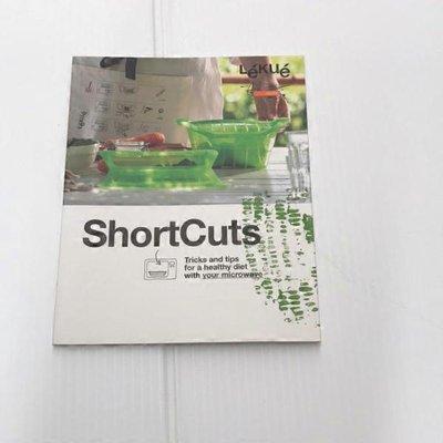 Lekue ShortCuts Cookbook