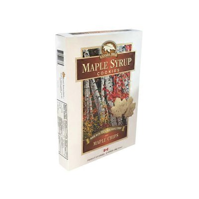 Canada True Maple Syrup Cookies