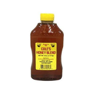 Cole's Blended Honey