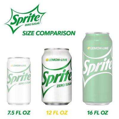Sprite Sugar Lemon Lime Diet Soda Pop Soft Drink