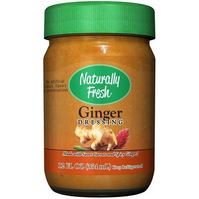 Naturally Fresh Ginger Dressing