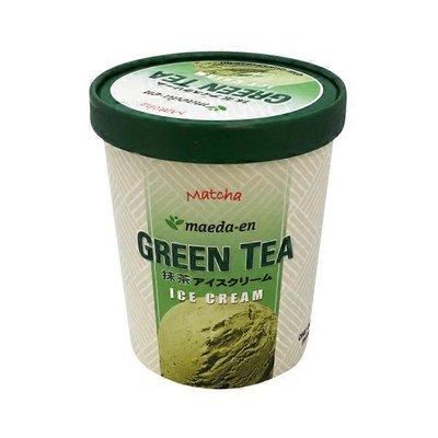 Maeda En Ice Cream, Green Tea