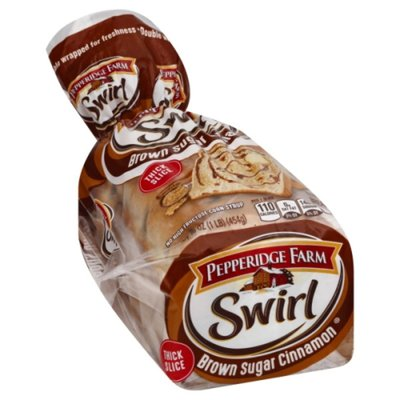 Pepperidge Farm®  Swirl Brown Sugar Cinnamon Swirl Bread