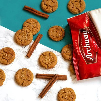 Archway® Crispy Gingersnap Cookies