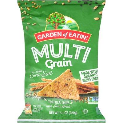 Garden of Eatin' Multi Grain with Sea Salt Tortilla Chips
