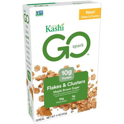 Kashi Cereal, Maple Brown Sugar, Flakes & Clusters
