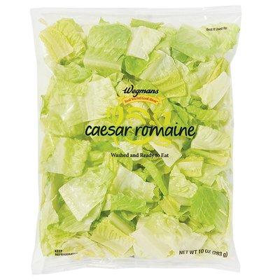 Wegmans Food You Feel Good About Fresh Caesar Romaine