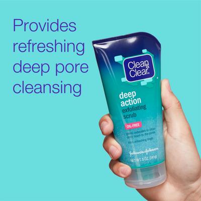 Clean & Clear Deep Action Exfoliating Scrub