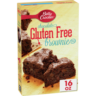 Betty Crocker Gluten Free Chocolate Brownie Mix