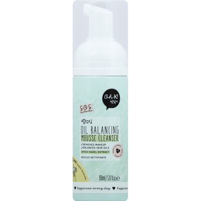 Oh K Mouse Cleanser, Oil Balancing