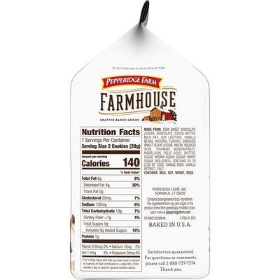 Pepperidge Farm®  Farmhouse Thin & Crispy Dark Chocolate Chip Cookies