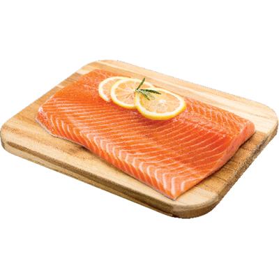 Atlantic Salmon Fillets Farm-Raised