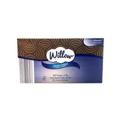 Willow Facial Tissue