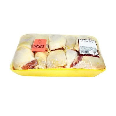 U.S. Govt. Inspected Jumbo Pack Chicken Thighs