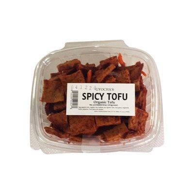 Gyocha Organic Spicy Raw Tofu