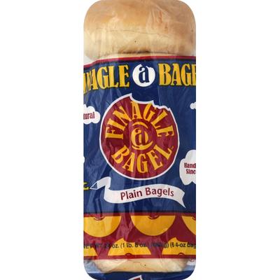 Finagle A Bagel Bagel, Plain