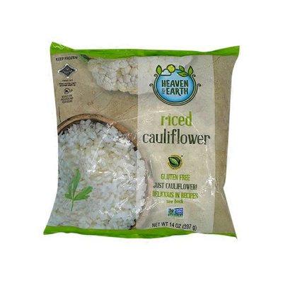 Heaven & Earth Organic Riced Cauliflower