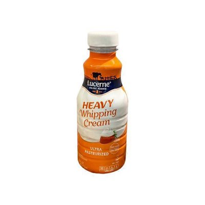 Lucerne Heavy Whipping Cream