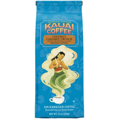 Kauai Coffee Coconut Caramel Crunch Coffee