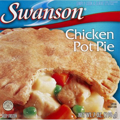 Swanson's Pot Pie, Chicken