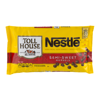 Toll House Semi Sweet Morsels