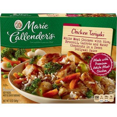 Marie Callender's Chicken Teriyaki Dinner