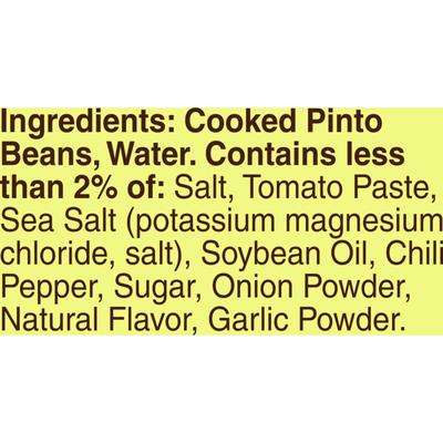Old El Paso Vegetarian Refried Beans