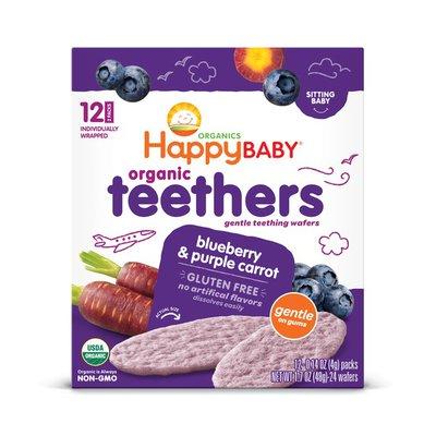 Happy Baby Blueberry & Purple Carrot
