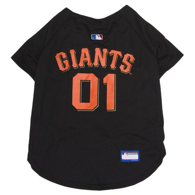 Pets First Extra Large MLB San Francisco Giants Dog Jersey