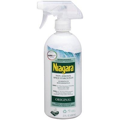 Niagara Non-Aerosol Original Fresh Linen Scent Spray Starch