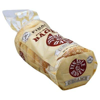 Finagle A Bagel Sesame Bagels
