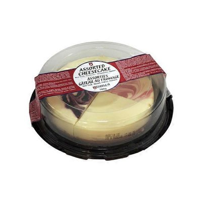 "7"" Assorted Cheesecake"