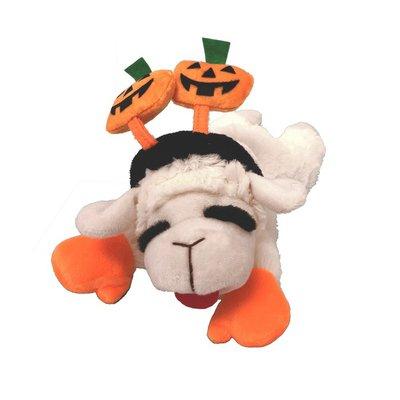 "MPI 6"" Halloween Lambchop Dog Toy"