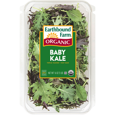Earthbound Farms Organic Baby Kale