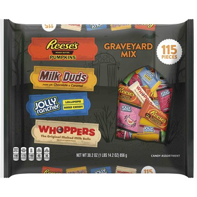 The Hershey Company Graveyard Mix Candy Variety Pack