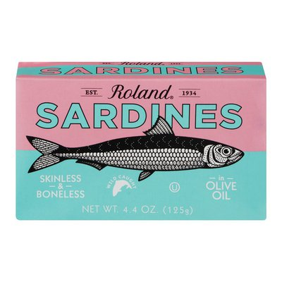 Roland Foods Sardines in Olive Oil