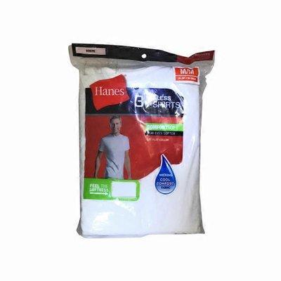 "Hanes Comfort Soft T Shirts M/Chest: 38-40"" 100% Cotton Tagless T-Shirts"