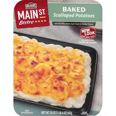 Reser's Baked Scalloped Potatoes
