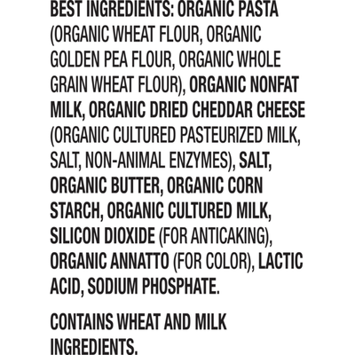 Annie's Organic Macaroni and Cheese
