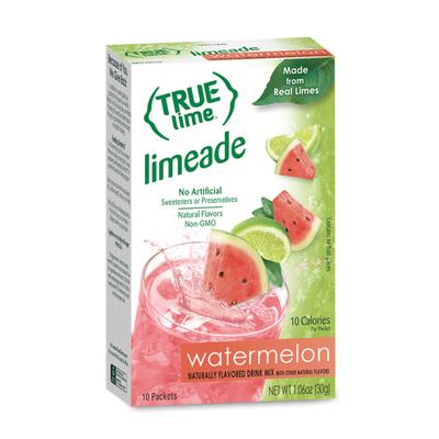 True Lime Watermelon Limeade Drink Mix