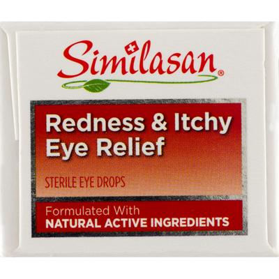 Similasan Similiasan Redness & Itchy Eye Relief Sterile Eye Drops