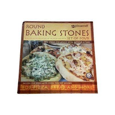 Pizzacraft Round Mini Pizza Stones