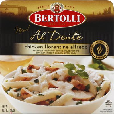 Bertolli Chicken Florentine Alfredo
