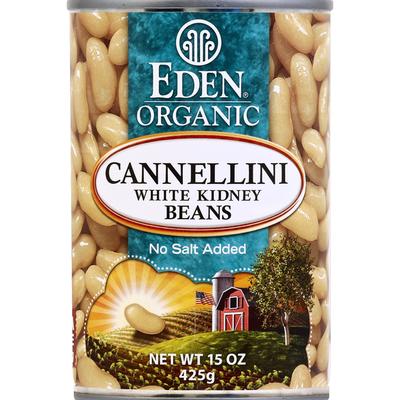 Eden White Cannellini Kidney Beans