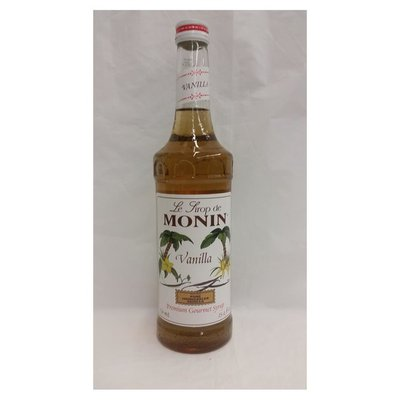 Monin Syrup, Premium Gourmet, Vanilla