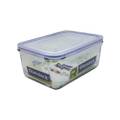 GlassLock Large Rectangular Food Container