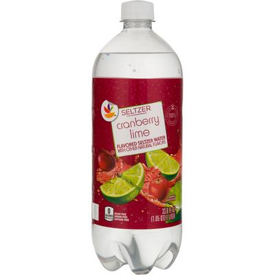 SB Seltzer Water, Cranberry Lemon