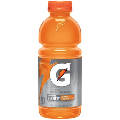Gatorade Thirst Quencher G Series Fierce Orange + Tropical Fruit