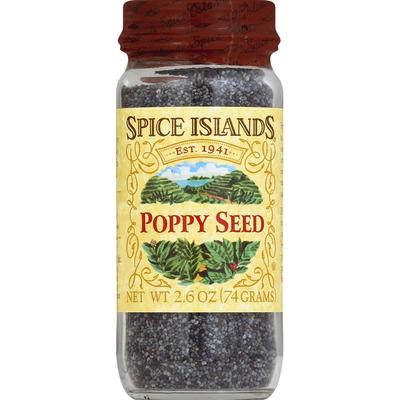 Spice Islands Poppy Seed