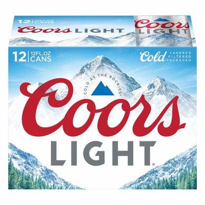 Coors Light Light
